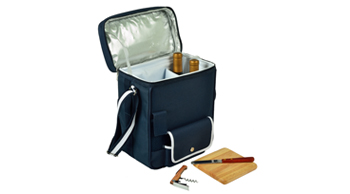 Wine & Cheese Cooler Tote