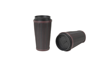 Coffee mug with sleeve