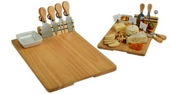 Windsor Cheese Board Set