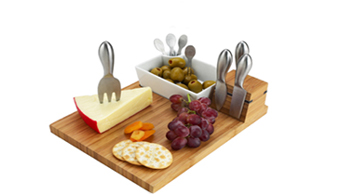 Buxton Cheese Board Set